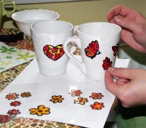 Keramikgeschenk
